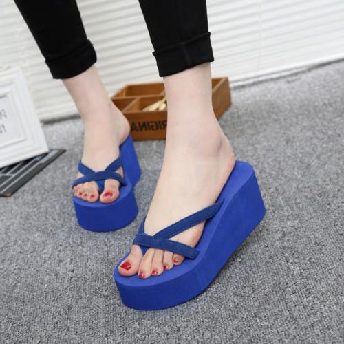 Summer Women Flip Flops Sandals Slippers colors EL