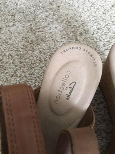 Clarks Ultimate Sandals New