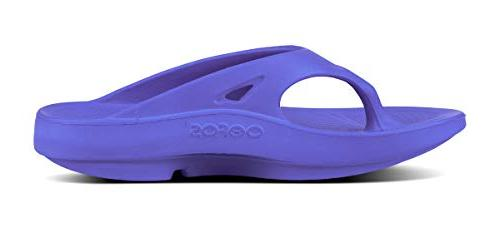 OOFOS - Recovery Sandal Periwinkle -