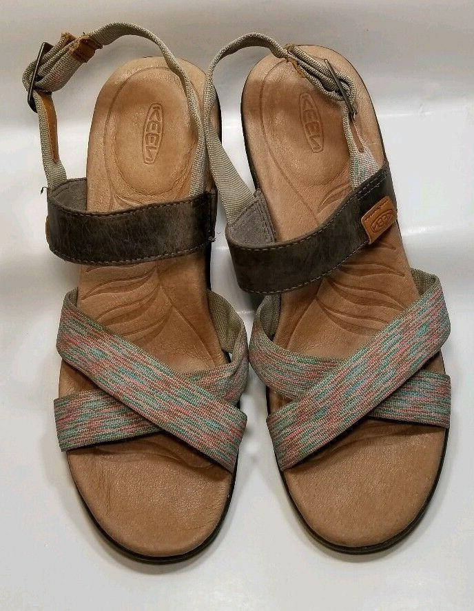 Keen Womans Wedge Strap US EUR