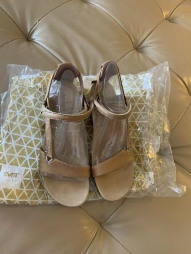 wedge sandals womens size 7 new