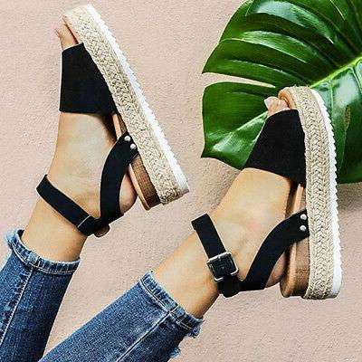 Wedges Shoes For Women Sandals Size Heels Summer Shoes Flip