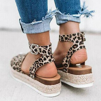 Wedges For Sandals Plus High Heels Summer Flip