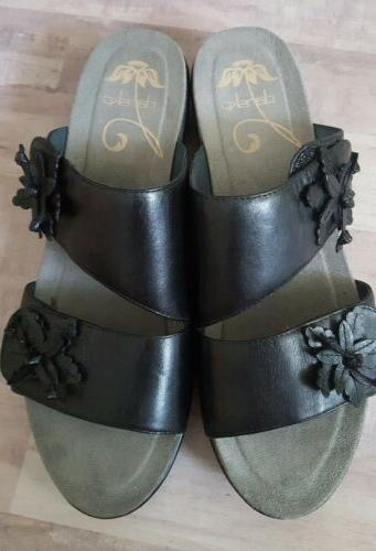 Womans Size 40 Leather