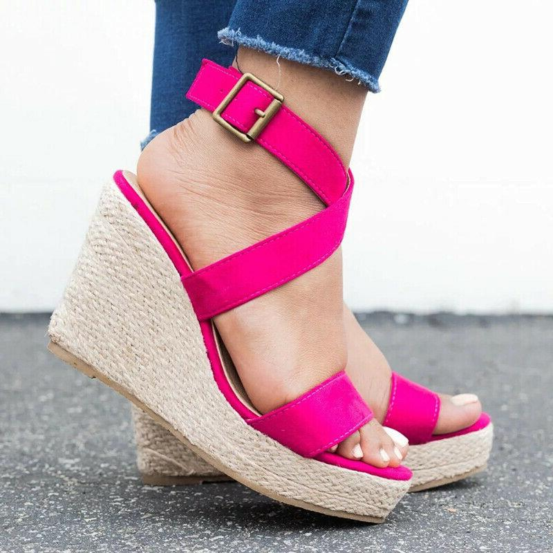 Women Ankle Sandals Platform