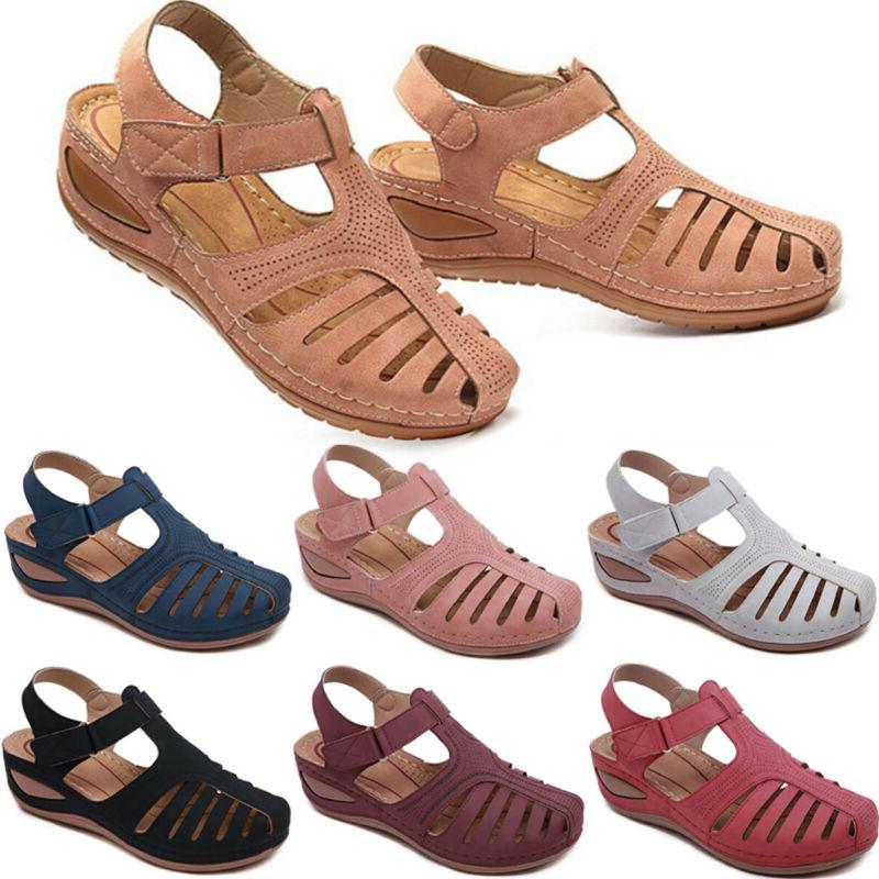Women Closed Slippers Shoes