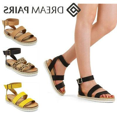 women s ankle strap flatform wedge shoes