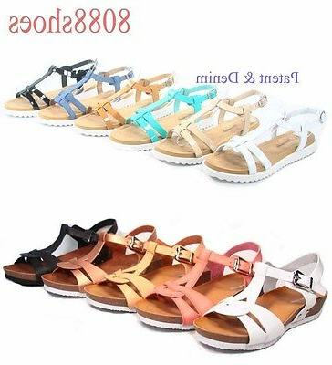 women s cute summer white sole t