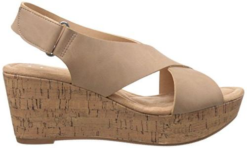 CL by Chinese Women's Pump Sandal, Nude 6 US