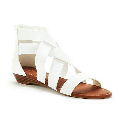 DREAM Women Summer Design Low Wedges Flat