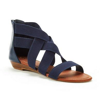 DREAM Summer Fashion Ankle Low Wedges Flat Sandals