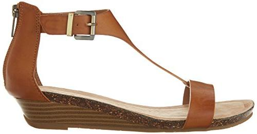 Kenneth Cole REACTION Gal Wedge Toffee, 9 M US