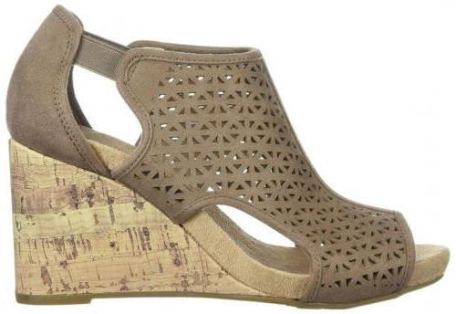 LifeStride Women's 2 Wedge Sandal