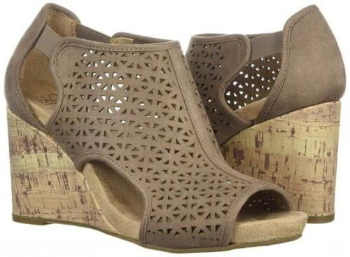 LifeStride Hinx Wedge Sandal