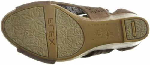 LifeStride Women's Hinx Wedge Sandal