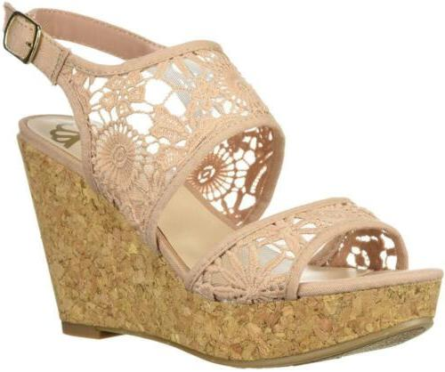 women s krazy wedge sandal