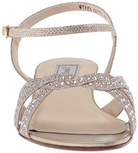 Touch Wedge Champagne, W