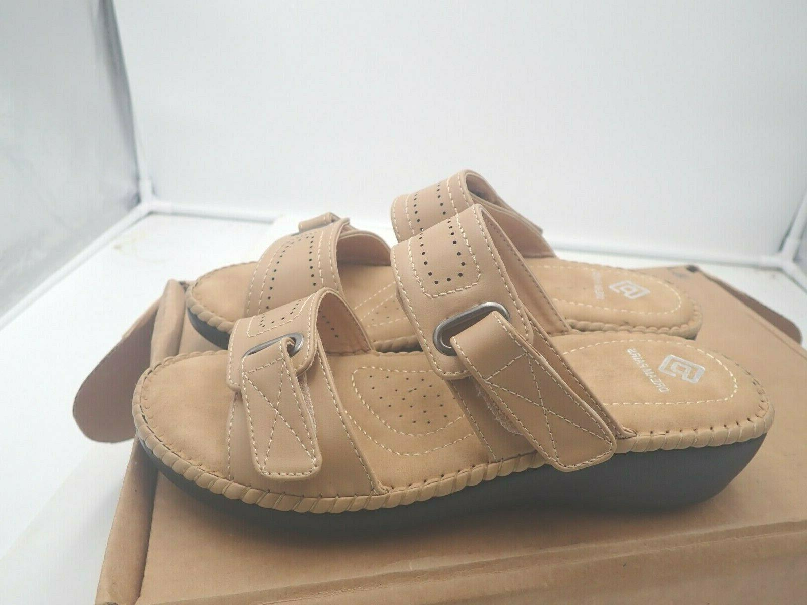 women s truesoft beige low platform wedges