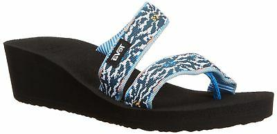 Teva Women's W Mush Mandalyn Wedge Loma Sandal, Lucia Multi/