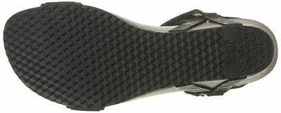 Teva Women's Stitch Sandal Black 7 M US