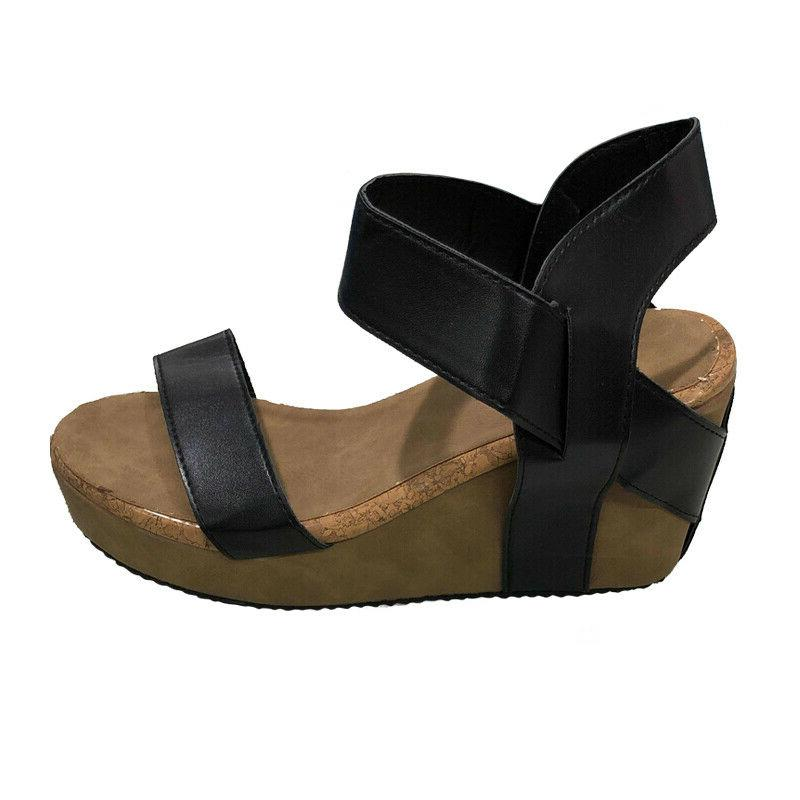 Women's Ladies Summer Sandals Open
