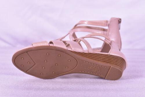 Women's Wedge Taupe