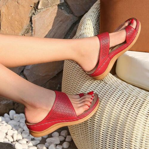 Women Sandals Flip Mules Size