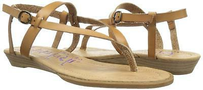 Blowfish Womens Berg Boho Wedge Sandal
