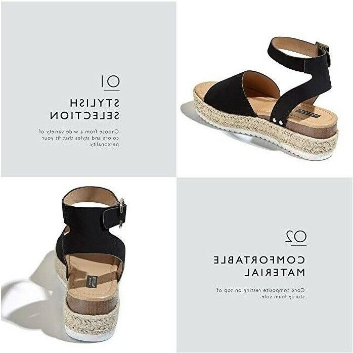 Womens Shoes Summer Wedges Shoes Flat