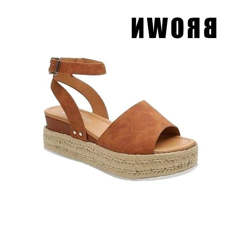 Womens Casual Sandals Slippers Shoes Shoes Flat