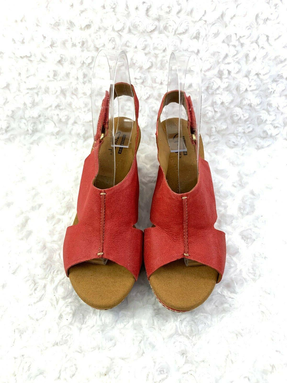 Women's Collection Red Suede US