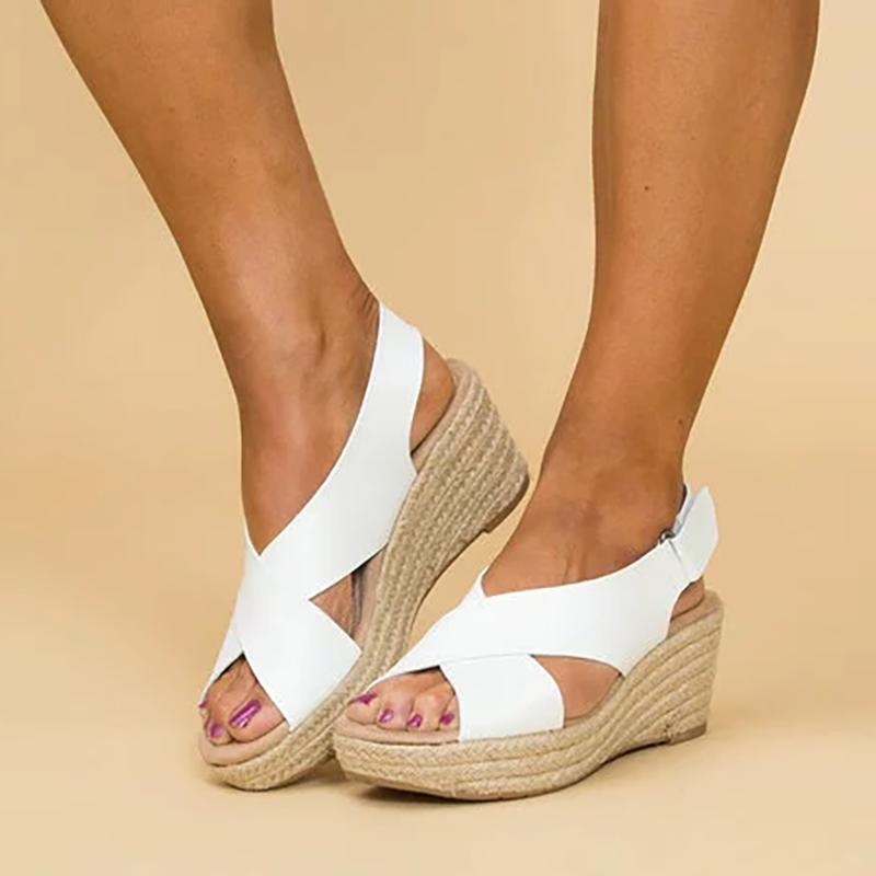 Ankle Strap Toe Summer Size