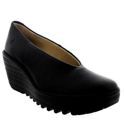 Womens Yaz Mousse On Wedge Shoes US