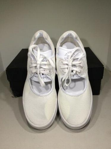 Adidas Y-3 Stan Women's Sz 5.5 WHITE Sandal Shoes X-18-453