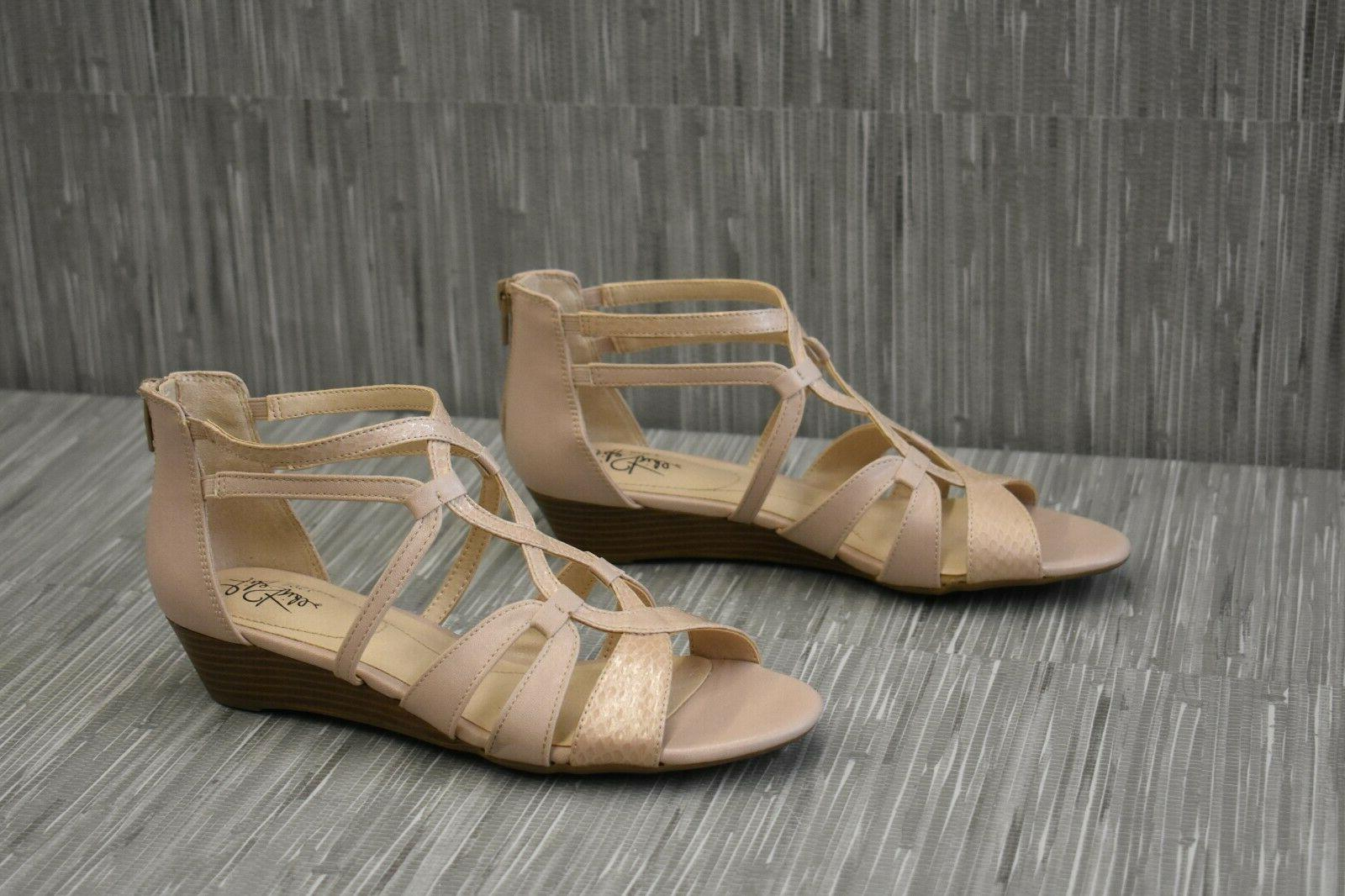 LifeStride Women's Size Soft Taupe NEW