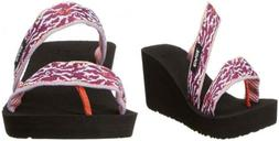 Women's Teva Mandalyn Loma Wedge Sandal, Size 11 M - Purple