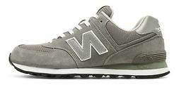New Balance Men's 574 Classics Shoes Grey