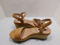 new camel wedge sandals 11 m eur