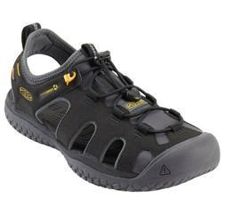 New! Men's KEEN Solr Sandals with box