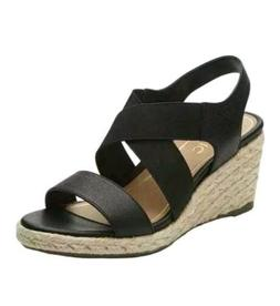 NEW Vionic Ainsleigh Orthaheel Women's Espadrille Wedge Sand