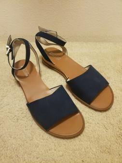 NEW Kenneth Cole REACTION Women's Sandal Ankle strap size 9