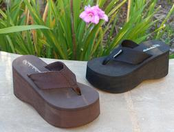 new women s thick platforms high wedge