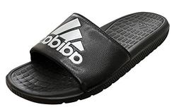 adidas Performance Men's Voloomix M Slide Sandal,Black/Silve