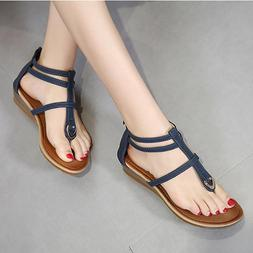 Women <font><b>sandals</b></font> 2019 new <font><b>wedge</b