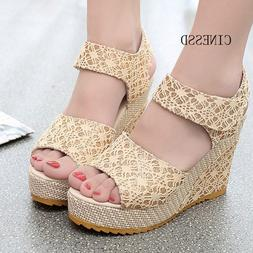 Women <font><b>sandals</b></font> sexy Lace high heels women