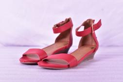 Women's Kenneth Cole Great Viber Ankle Strap Wedge Sandals,