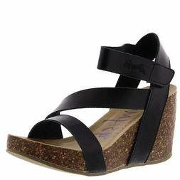 Blowfish Women's Hapuku Wedge Sandal - Choose SZ/Color