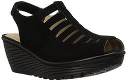 Skechers Women's Parallel Trapezoid Wedge Sandals  - 6.0 M