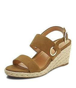 e79d5cce03ef Editorial Pick Vionic Women s Tulum Vero Leather Ankle-Strap Wedged Sandals