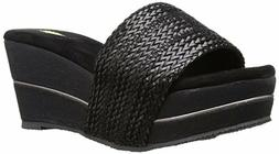 Women's Volatile Weaved Wedge Sandal - THREE COLORS AVAILABL